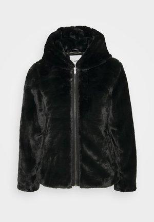 OBJSANDIE JACKET - Classic coat - black