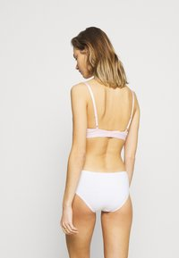 Monki - BRA - Triangle bra - pink dusty light - 2