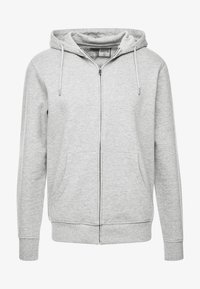 MORGAN ZIP - Mikina na zip -  grey