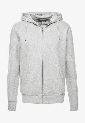 MORGAN - Zip-up sweatshirt -  grey