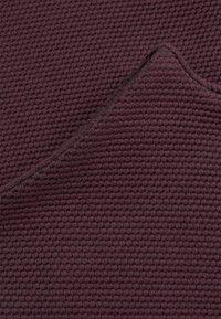 edc by Esprit - STRUCTURE - Jumper - aubergine - 2