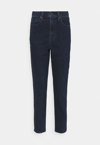 HIGH WAISTED TAPER - Straight leg jeans - bruised ego