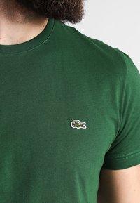 Lacoste - T-shirt basic - vert - 3