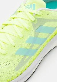 adidas Performance - SOLAR GLIDE 3 - Neutrální běžecké boty - hi-res yellow/clear aqua/dash grey - 5
