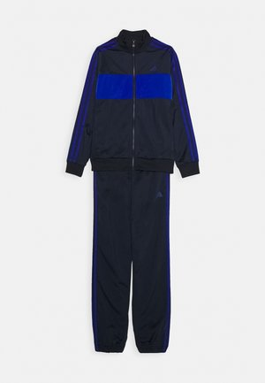 TIBERIO SET - Tracksuit - dark blue
