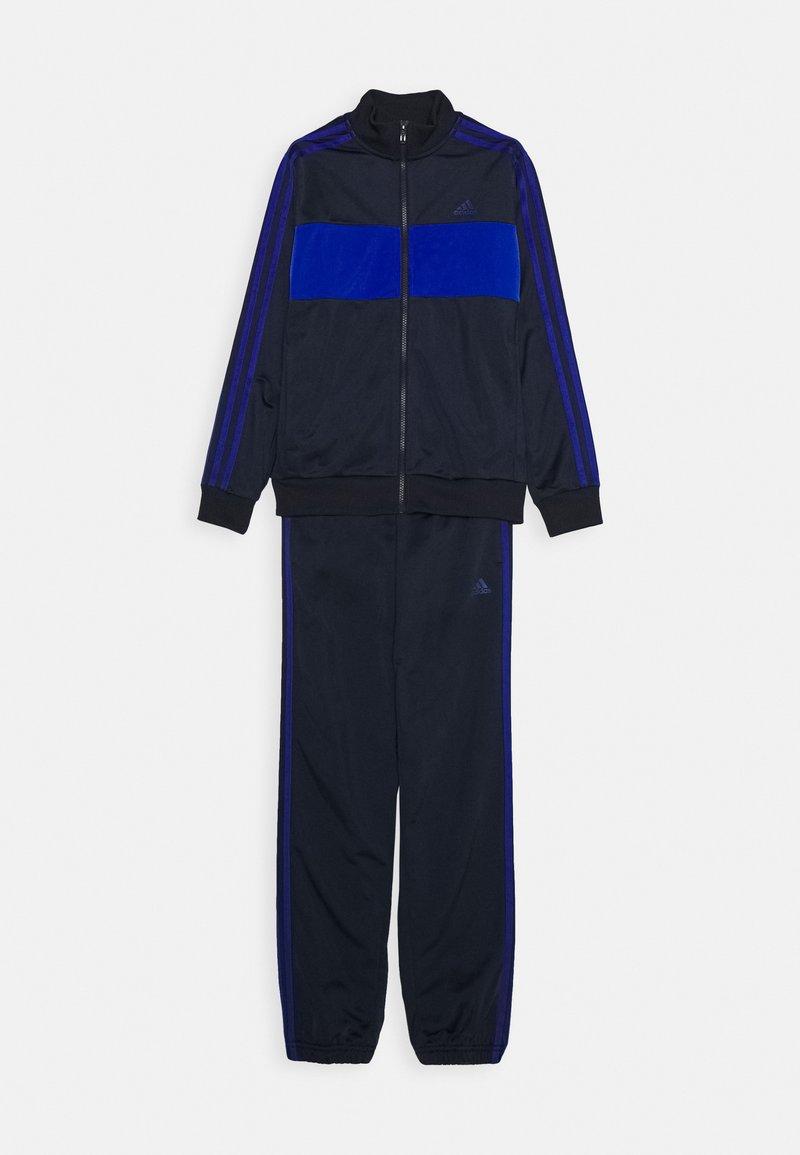 adidas Performance - TIBERIO SET - Tracksuit - dark blue