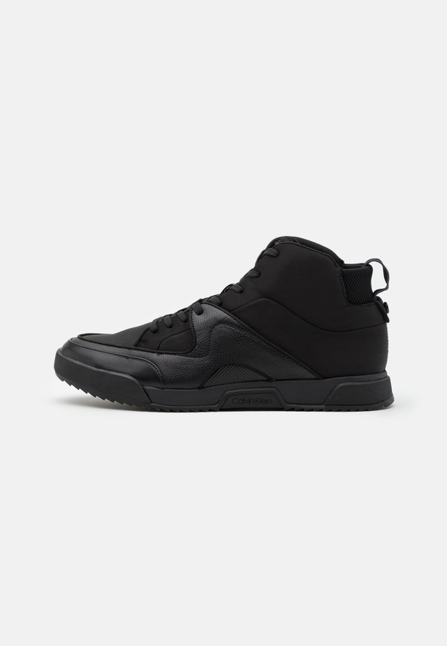 HUMPHREY - High-top trainers - black