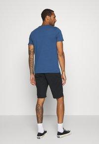 Esprit - LOGO - T-shirt z nadrukiem - blue - 2