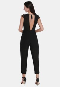 usha - Tuta jumpsuit - black - 2