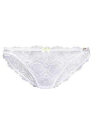 ISLA - Braguitas - white