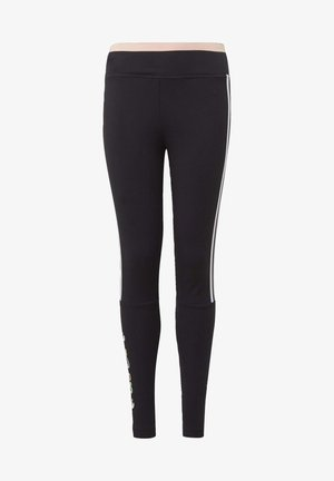 CLEOFUS LEGGINGS - Leggings - black