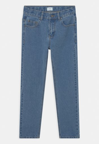 CLINT - Straight leg -farkut - stone blue