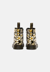 Dr. Martens - PASCAL - Lace-up ankle boots - black/yellow - 2