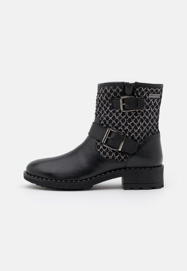 LAMISS - Korte laarzen - noir