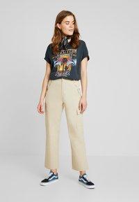 Even&Odd - Trousers - stone - 1