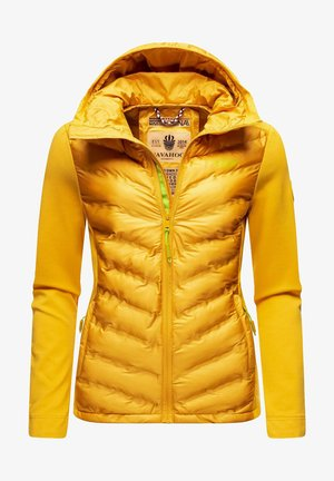 Light jacket - dark yellow