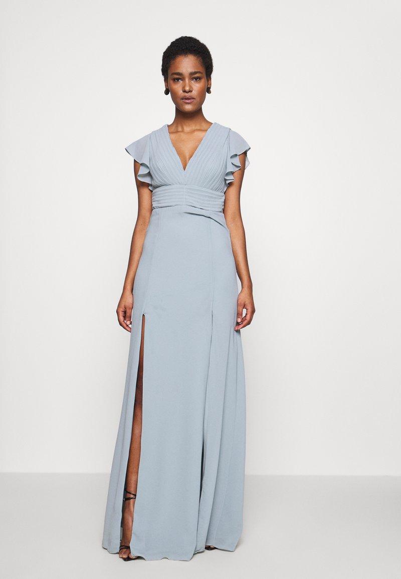 TFNC Tall - REA MAXI - Společenské šaty - dustry sage