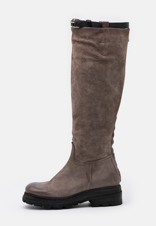 Platform boots - fango