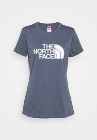 EASY TEE - Camiseta estampada - vintage indigo