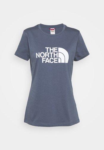 EASY TEE - Print T-shirt - vintage indigo