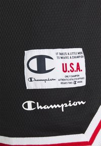 Champion - BERMUDA - Sports shorts - black - 4