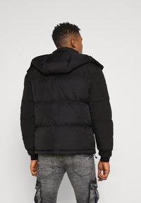 Brave Soul - SPEED - Winter jacket - black - 2