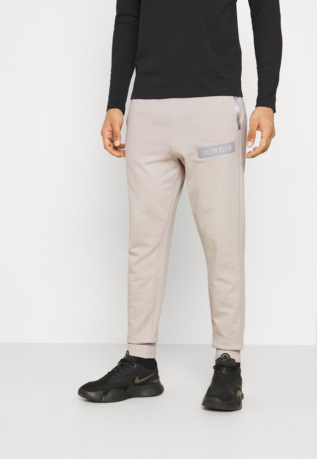 PANT - Træningsbukser - beige