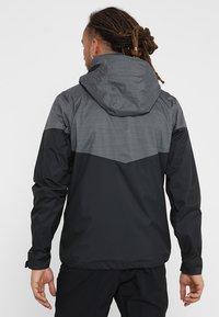 Columbia - Veste imperméable - black/dark grey - 2