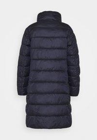 s.Oliver BLACK LABEL - Zimní kabát - dark navy - 1