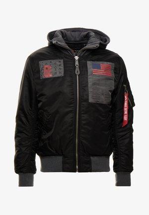 BLOOD CHIT - Lehká bunda - black