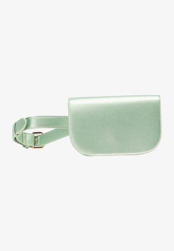 Bum bag - grün metallic