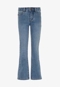 Molo - ALIZA - Bootcut jeans - mid blue wash - 0