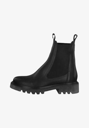 Classic ankle boots - black/transpar