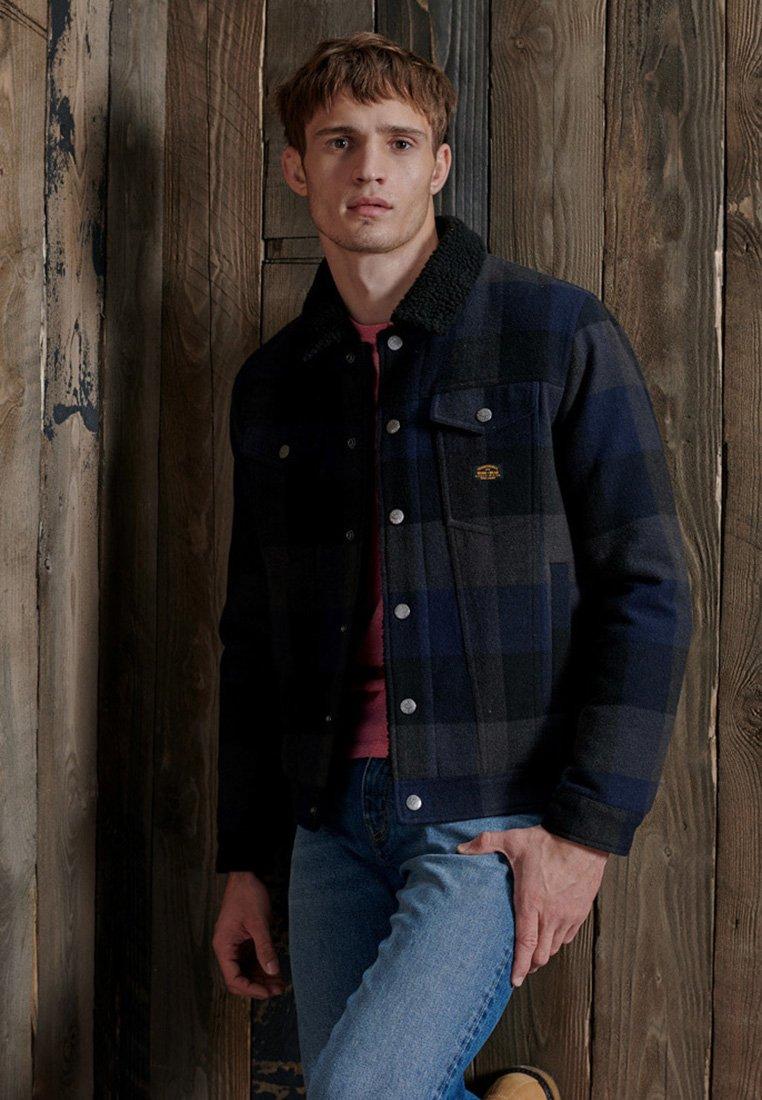 Men HIGHWAYMAN TRUCKER - Winter jacket