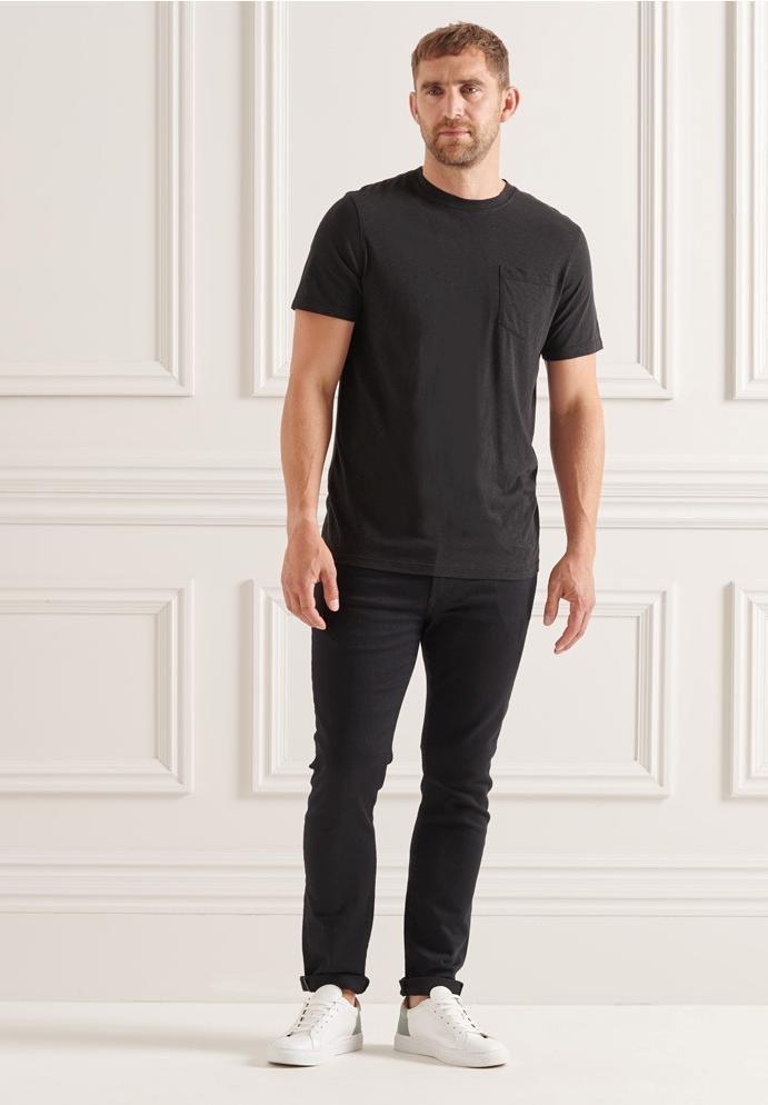 Homme STUDIOS POCKET - T-shirt basique