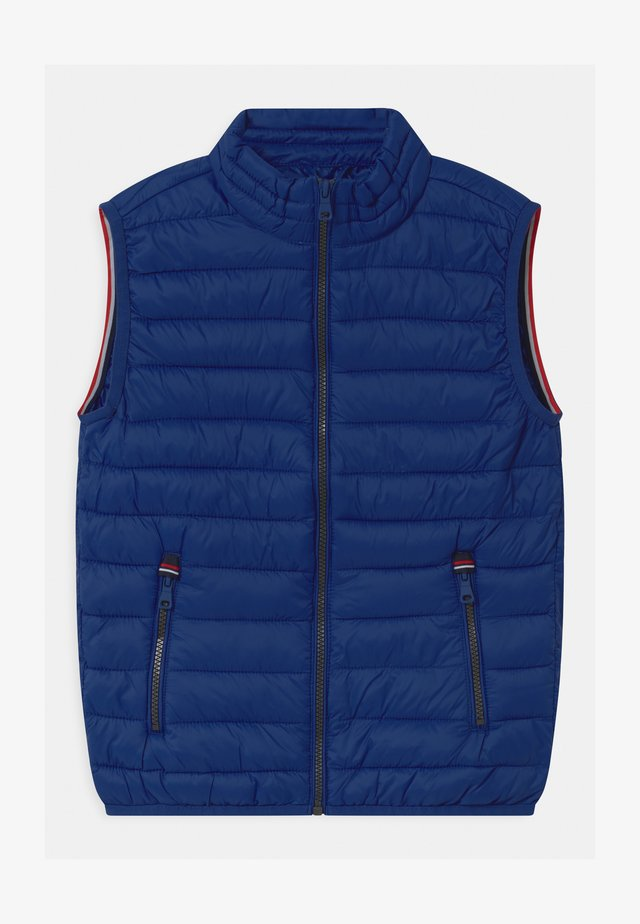 PADDED GILET - Waistcoat - monaco blue