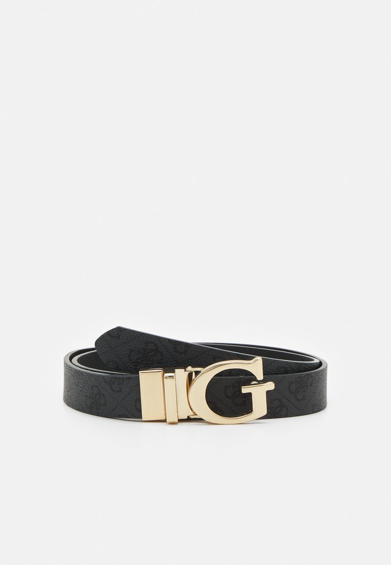 Guess - MIKA MIKA PANT BELT - Belt - coal