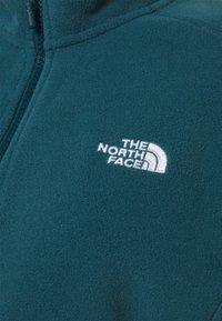 The North Face - GLACIER FULL ZIP - Veste polaire - monterey blue - 4