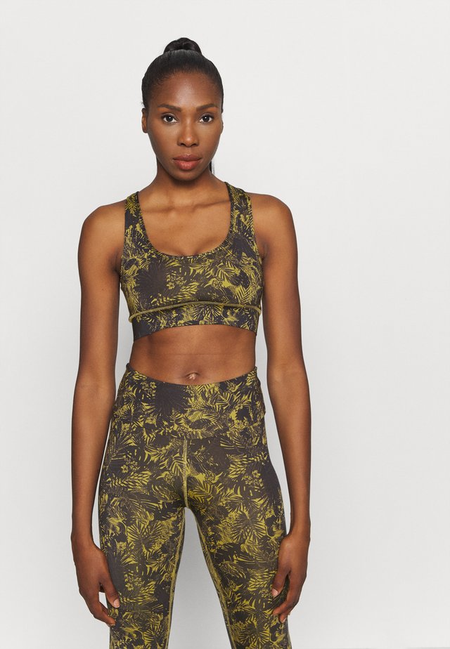 BRA HAWAII - Sports bra - olive