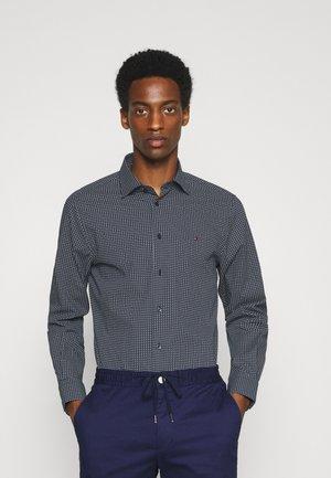 GEO DOT - Zakelijk overhemd - navy/light blue