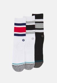 Stance - THE BOYD 3 PACK - Socks - multi - 0