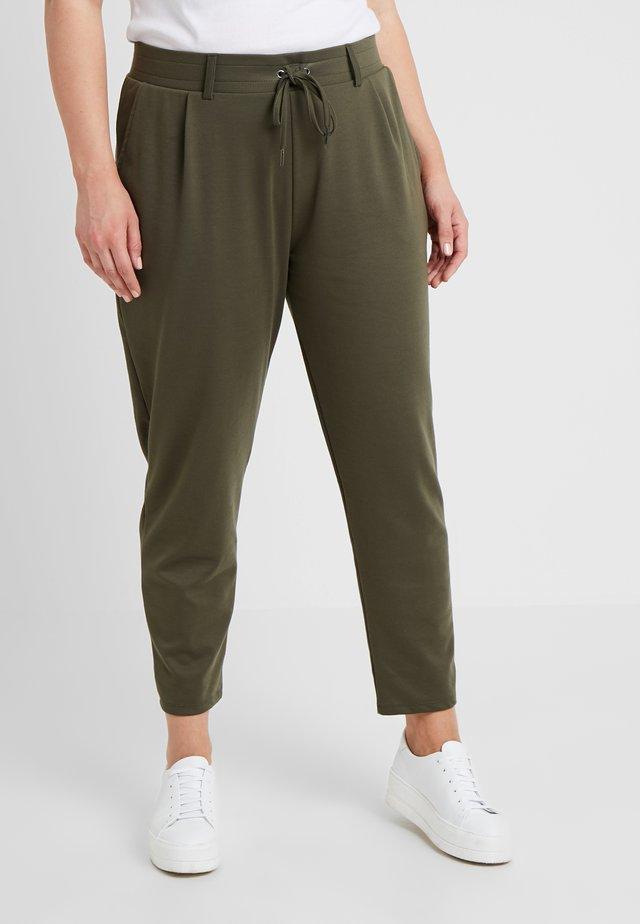 Pantalon classique - olive night