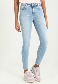ONLY - Jeans Skinny Fit -  blue denim - 0