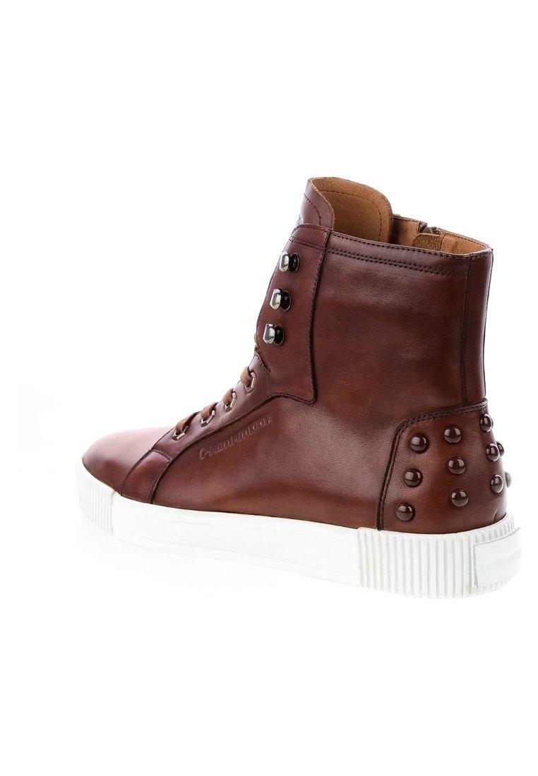 PRIMA MODA AUNEDE - Sneaker high - brown/braun - Herrenschuhe AOiM7