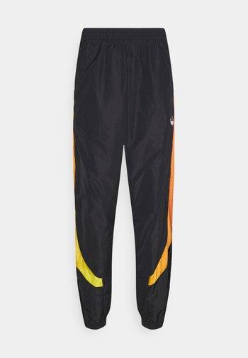 SPRAY UNISEX - Teplákové kalhoty - black