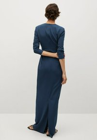 Mango - CARRIE-A - Společenské šaty - dunkles marineblau - 1