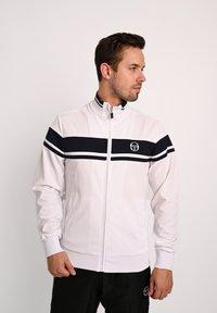 sergio tacchini - DAMARINDO - Training jacket - white/navy - 0