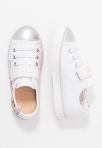 Geox - CIAK GIRL - Trainers - white/pink - 0