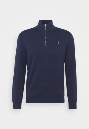 LONG SLEEVE - Svetr - french navy