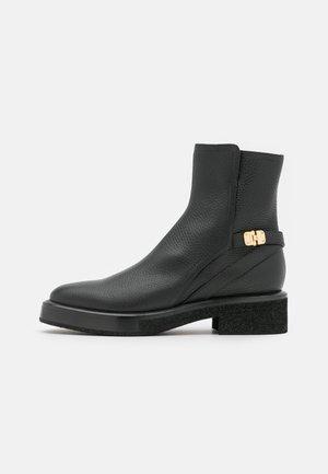BECKY BOOT - Platform ankle boots - black